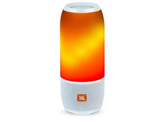 Um speaker.