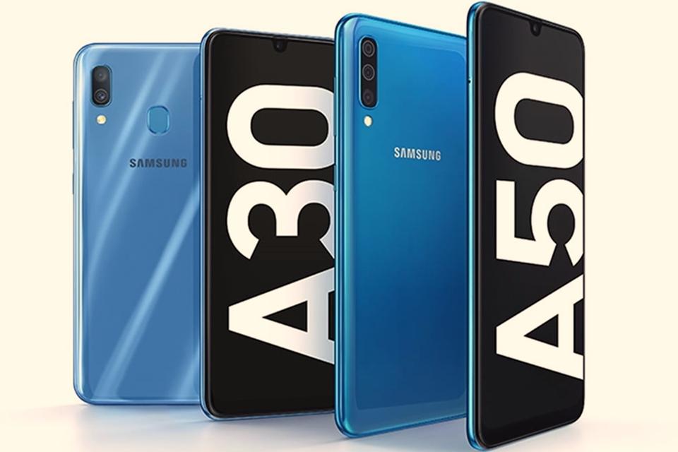 Imagem de Samsung atualiza intermediários com bateria poderosa nos Galaxy A30 e A50 no tecmundo