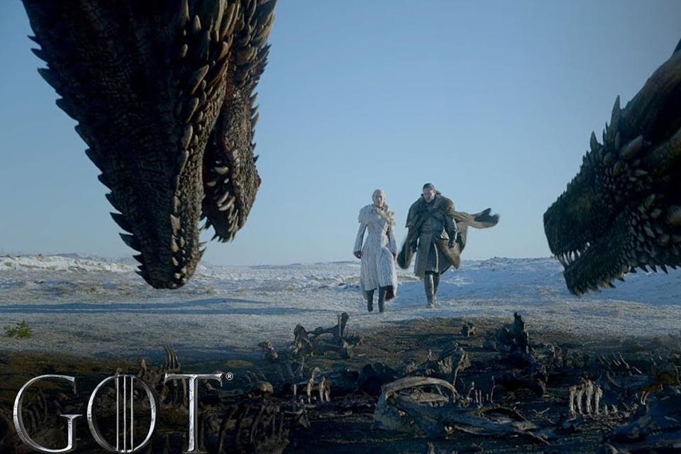 Imagem de Game Of Thrones: assista ao mais novo trailer da última temporada no tecmundo