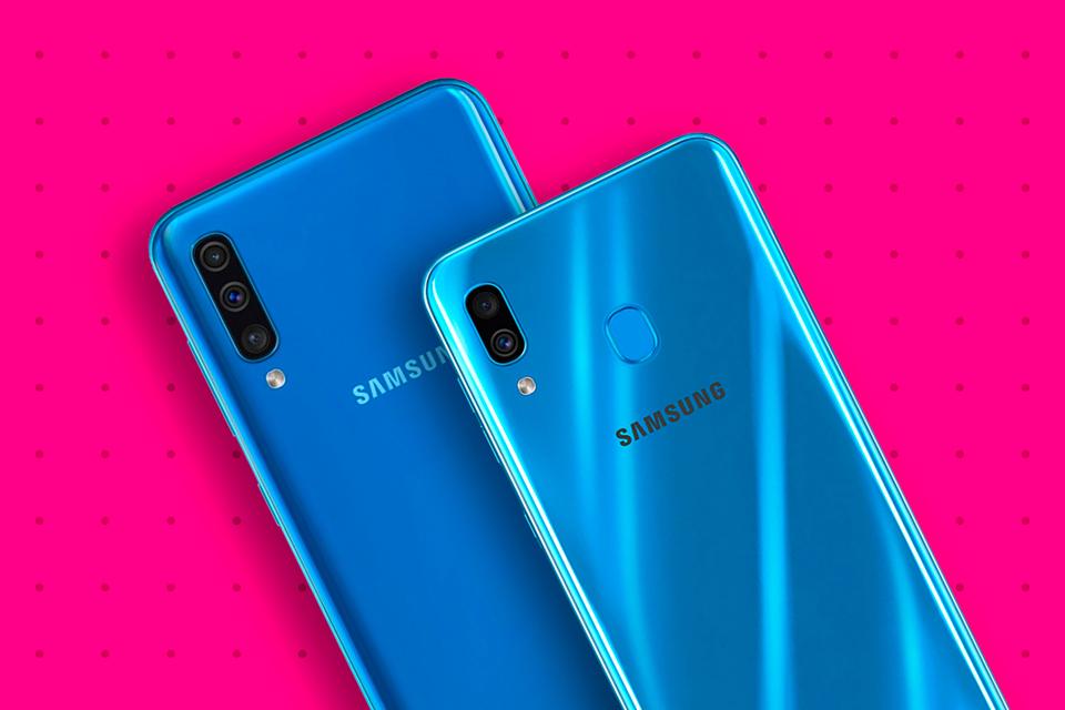 Imagem de Hands-on: veja o que achamos dos Samsung Galaxy A30 e A50 na MWC 2019 no tecmundo
