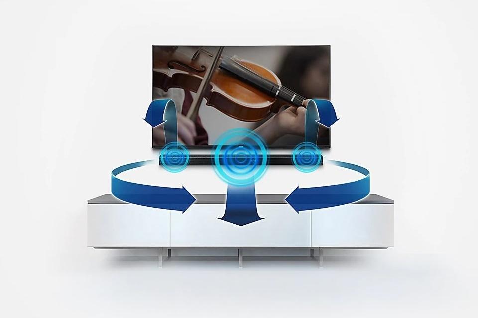 Imagem de Samsung anuncia novo soundbar de alta potência e conexão sem fios no tecmundo