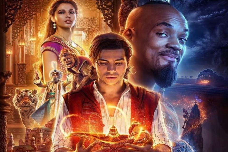 Imagem de Live actvion de Aladdin ganha trailer legendado e novo pôster no tecmundo