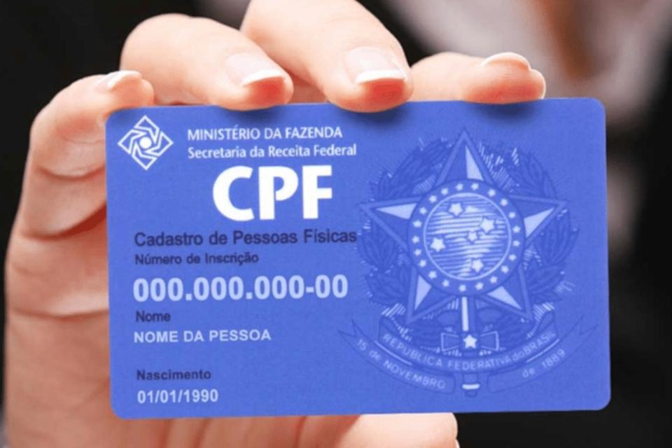 Imagem de CPF passa a ser único documento necessário para acessar serviços do governo no tecmundo