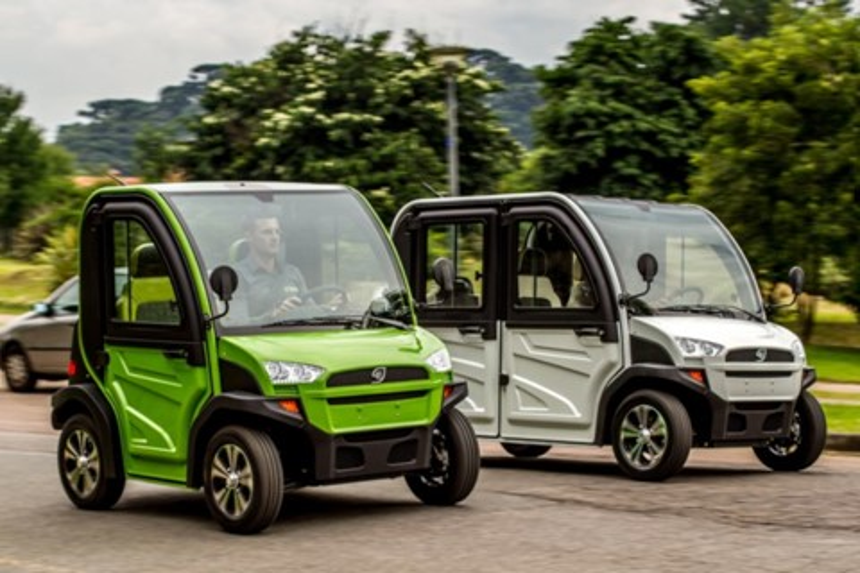 Imagem de Primeiro carro elétrico autônomo brasileiro será lançado neste semestre no tecmundo