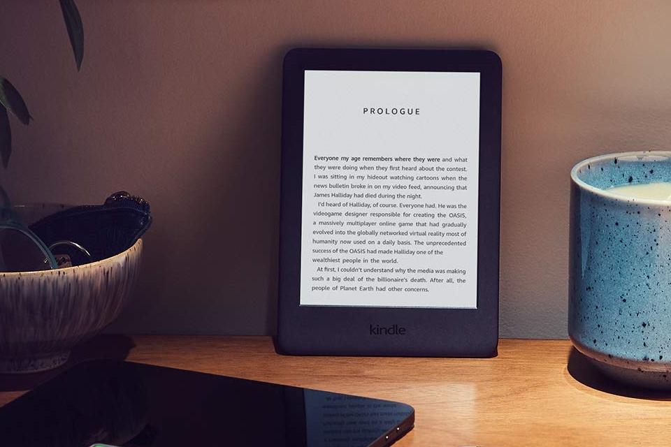 Imagem de Amazon lança Novo Kindle mais fino, mais leve e com luz frontal ajustável no tecmundo