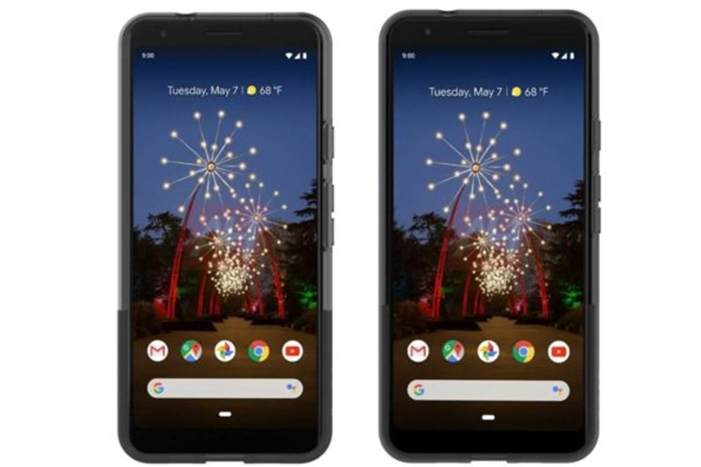 """Imagem de Vazou: esta seria a primeira """"imagem oficial"""" dos Pixel 3a e 3a XL no tecmundo"""