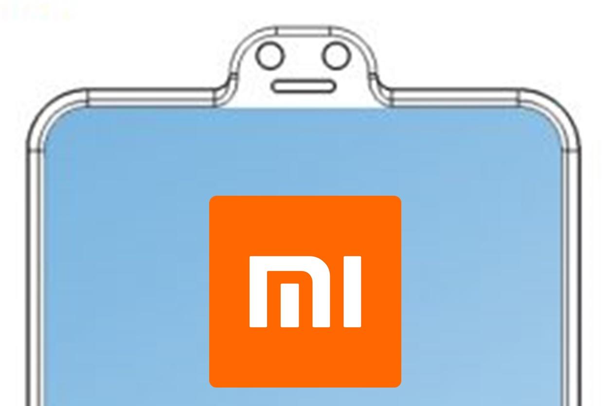 """Imagem de Nova patente da Xiaomi mostra celular com """"notch invertido"""" no tecmundo"""