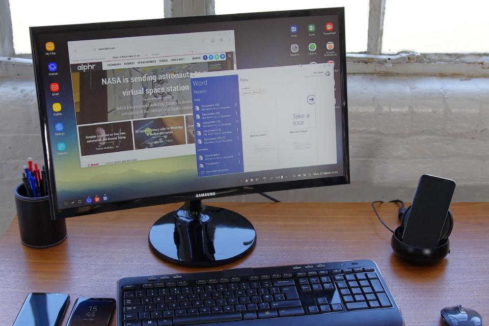 Imagem de Galaxy S9, S10 e Tab S5e passam a rodar Ubuntu pelo DeX no tecmundo