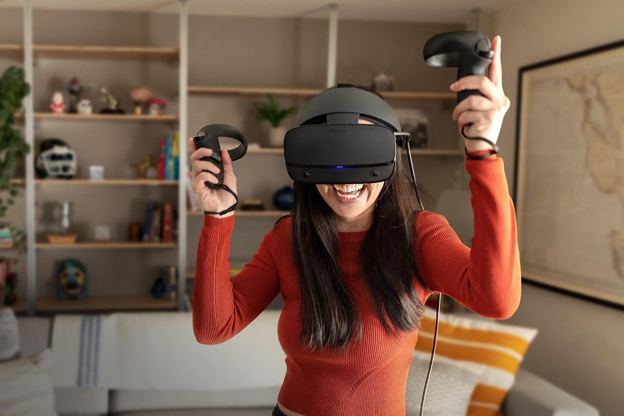 Imagem de Oculus Quest e Oculus Rift S vão ser lançados dia 21 de maio; veja preços no tecmundo