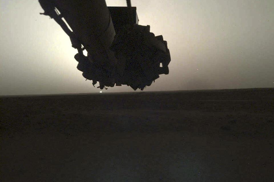 Imagem de Cientistas da NASA explicam porque não chove em Marte no tecmundo