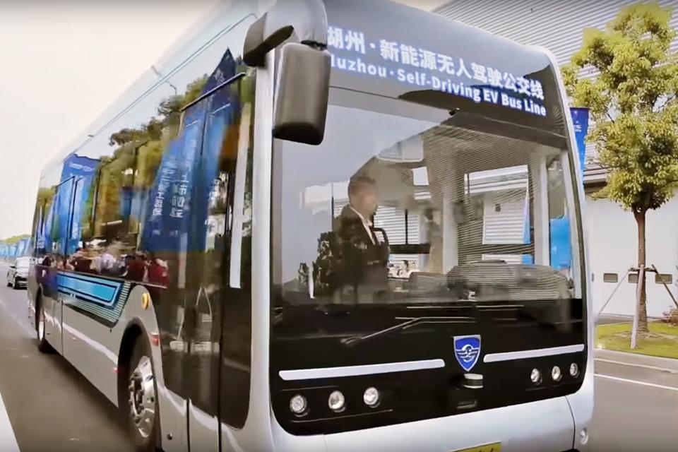 Imagem de Busão inteligente: Curitiba testa tecnologia para ônibus autônomos no tecmundo