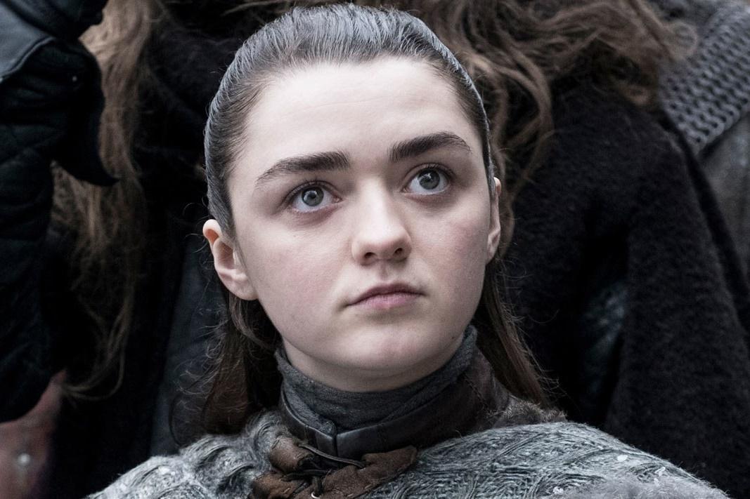"""Imagem de Atriz: """"eu queria que Arya matasse [spoiler] em Game of Thrones"""" no tecmundo"""