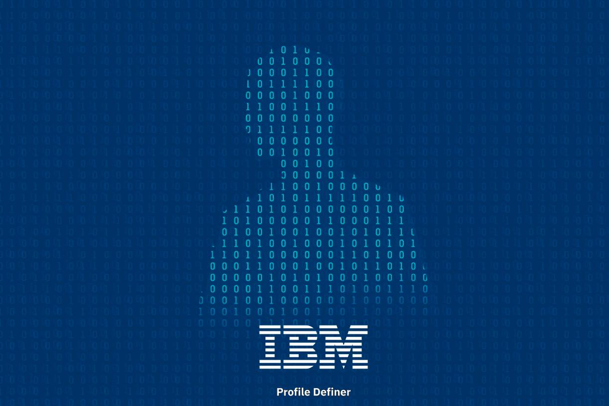 ibm profiler