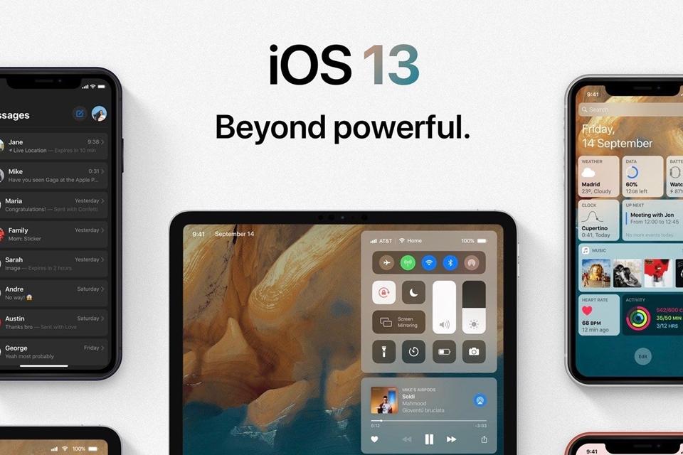 Imagem de Conceito do iOS 13 antecipa recursos que a Apple deve mostrar no WWDC no tecmundo