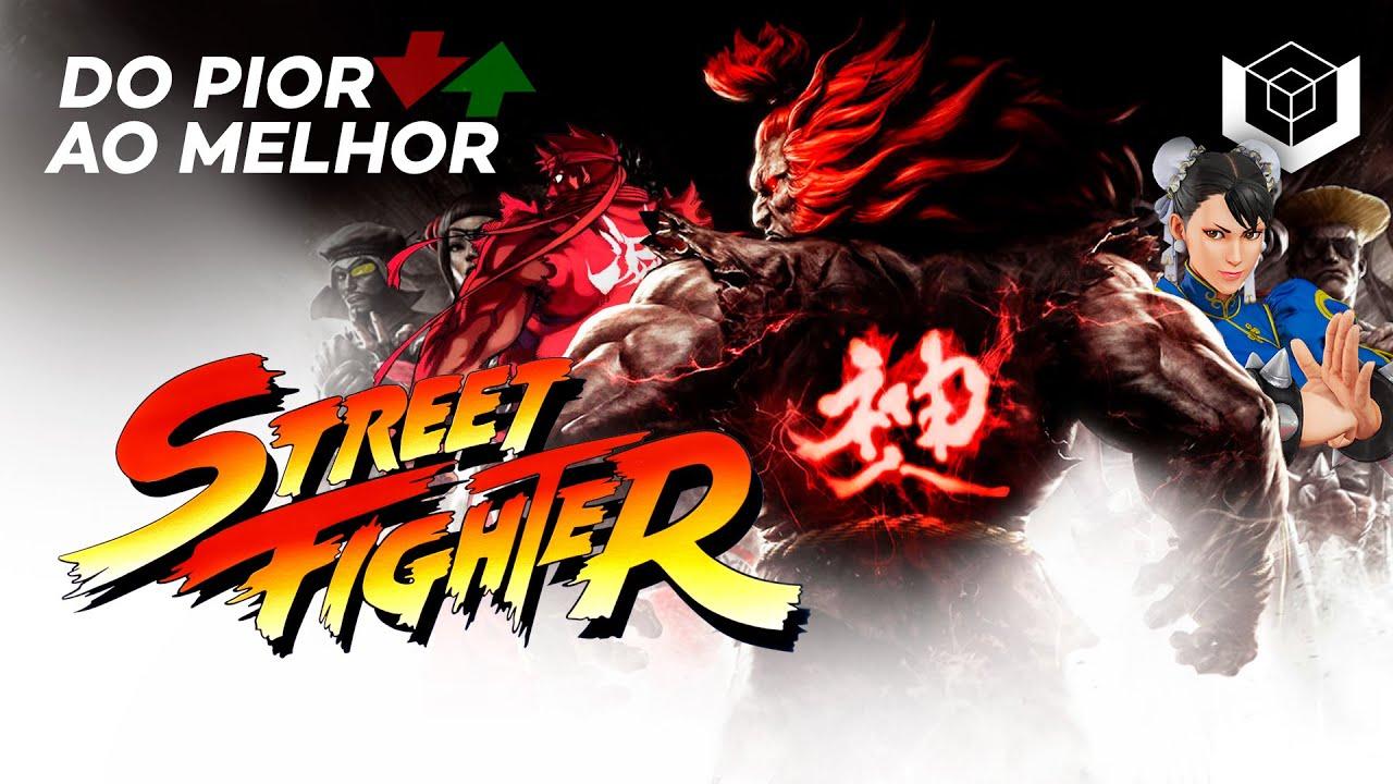 Imagem de Street Fighter: do pior ao melhor, segundo a crítica no tecmundo