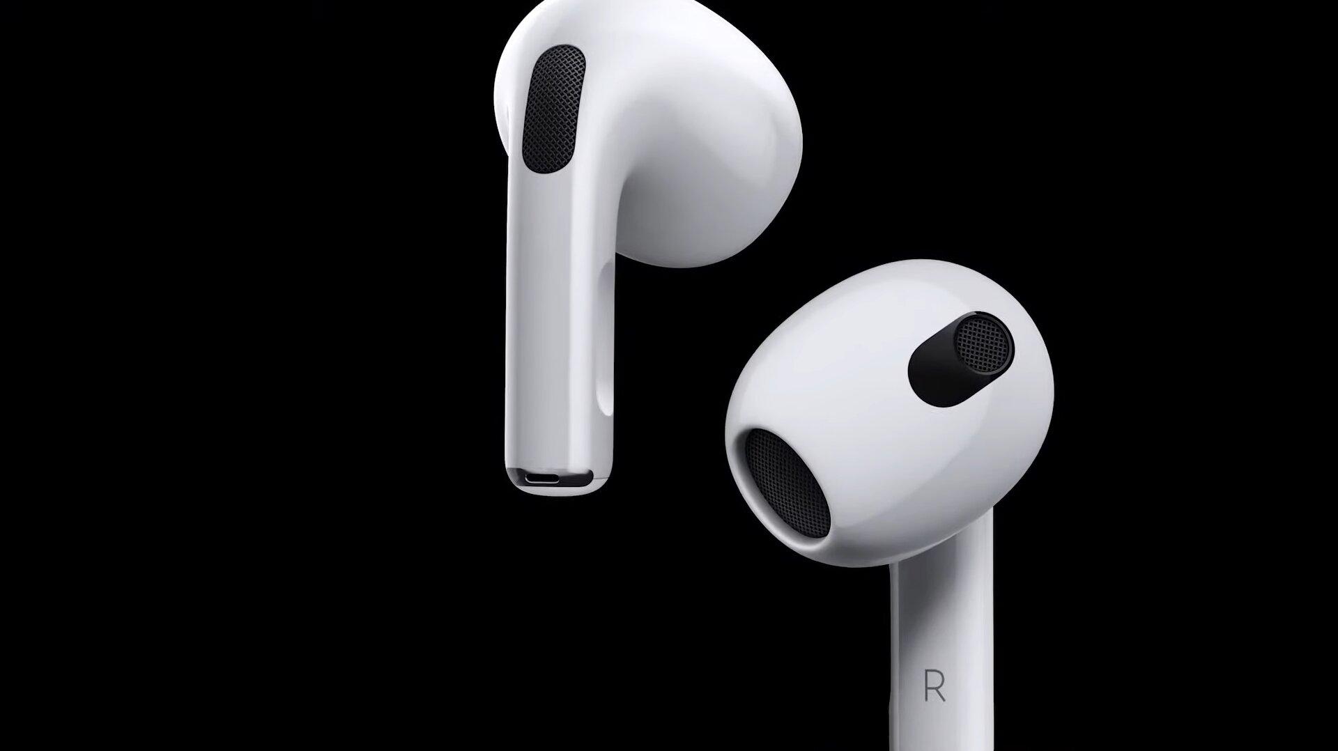 Imagem de Apple anuncia AirPods 3 com novo design no tecmundo