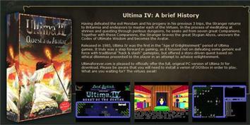 Imagem de EA distribui Ultima 4 gratuitamente no site TecMundo