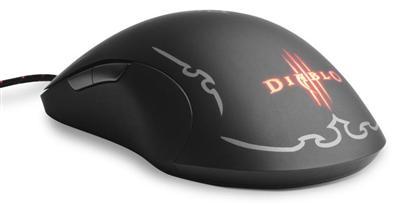 Imagem de SteelSeries desenvolve mouse e headset baseados em Diablo III no site TecMundo