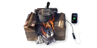 Imagem de Panela carrega bateria de equipamentos eletrônicos através do calor no site TecMundo