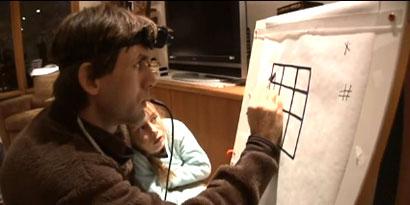 Imagem de Universidade cria dispositivo que devolve visão para deficientes no site TecMundo
