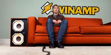 Imagem de Como Usar o Winamp no site TecMundo