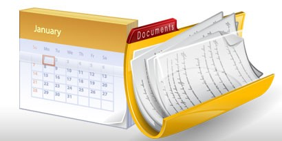 Imagem de Como organizar documentos por data no site TecMundo