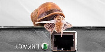 Imagem de Sua internet está lenta? Faça um teste! no site TecMundo