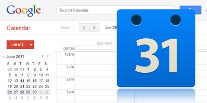 Imagem de Como desabilitar o novo visual do Google Calendar no site TecMundo