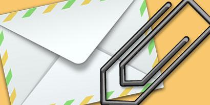 Imagem de Por que o email às vezes não aceita o anexo que eu coloco? no site TecMundo