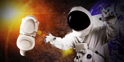 Imagem de Como funciona um banheiro no espaço? no site TecMundo