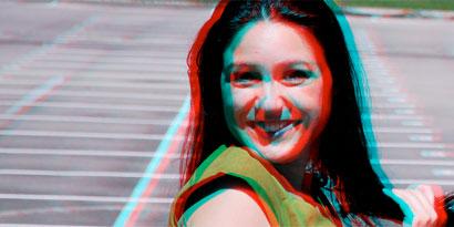 Imagem de Photoshop: como transformar uma imagem para ver em 3D no site TecMundo