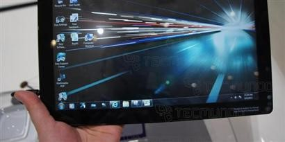 Imagem de Samsung apresenta tablet com Windows 7 na IFA 2011 e decepciona no site TecMundo