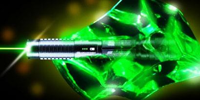 Imagem de Krypton: o laser que pode cegar satélites no site TecMundo