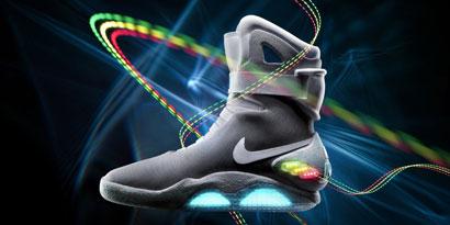 Imagem de Nike leiloa 1500 tênis baseados em De Volta para o Futuro no site TecMundo