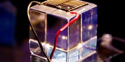 Imagem de Intel demonstra PC movido a energia solar no site TecMundo