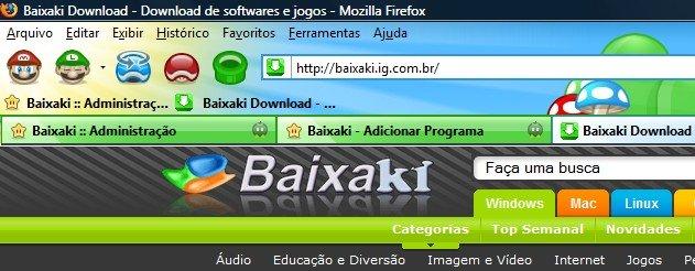 Firefox no clima
