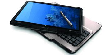Imagem de TouchSmart tm2, a tablet da HP no site TecMundo