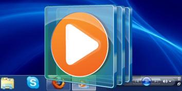 Imagem de Dicas do Windows 7: como habilitar a exibição do Windows Media Player 12 na barra de tarefas no site TecMundo