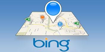 Imagem de Novidades no Bing Maps no site TecMundo