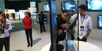 Imagem de Novos eletrônicos: TV LG LEX8 no site TecMundo