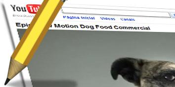 Imagem de YouTube terá legendas automáticas! no site TecMundo