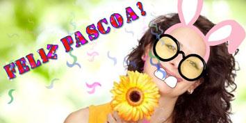 Imagem de Transforme seus amigos em coelhos da Páscoa no site TecMundo