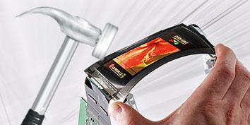 Imagem de Samsung apresenta tela à prova de marteladas! no site TecMundo