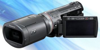 Imagem de Novos Eletrônicos: Panasonic na frente com a primeira filmadora 3D doméstica! no site TecMundo