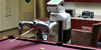 Imagem de O robô que joga sinuca e busca cerveja será vendido a partir de setembro no site TecMundo