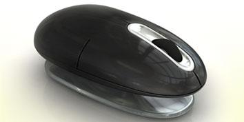 Imagem de Mouse ergonômico ajuda a evitar problemas no pulso no site TecMundo