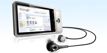 Imagem de Philips lança concorrente para o iPod no site TecMundo