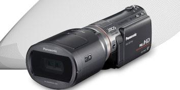 Imagem de Panasonic apresenta nova câmera 3D no site TecMundo