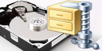 Imagem de Dicas do Windows: economize espaço em disco compactando seus arquivos e pastas no site TecMundo