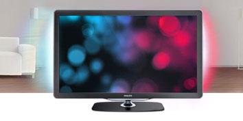 Imagem de Philips apresenta a primeira TV de LED do mundo desenhada por você! no site TecMundo